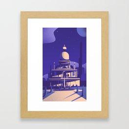 Invalid Framed Art Print