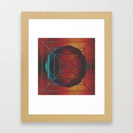 Trignum Framed Art Print