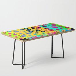 colorpop leopard Coffee Table