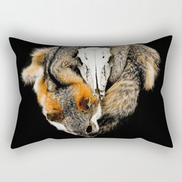 Warmth Rectangular Pillow