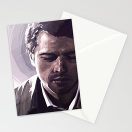 The Angel Castiel Stationery Cards