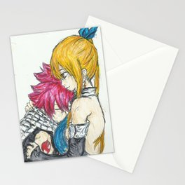 Princess and Dragon Stationery Cards