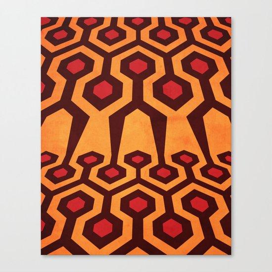 Geometri II Canvas Print