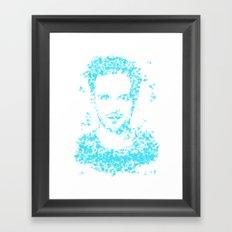 Breaking Bad - Blue Sky - Jesse Pinkman Framed Art Print