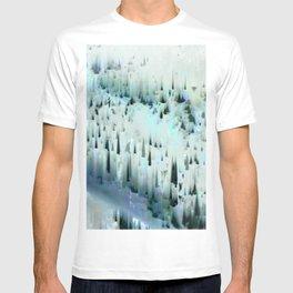 White Landscape / Snow T-shirt