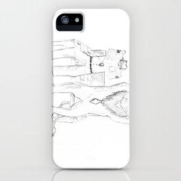 Urban Jungle |01 iPhone Case