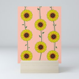 Sunflower 2 Mini Art Print