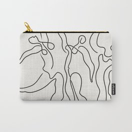 Three Dancers by Pablo Picasso Carry-All Pouch