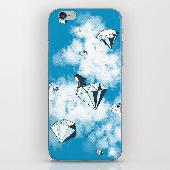Like a Diamond in the Sky iPhone & iPod Skin