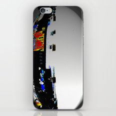 Boats In The Habour iPhone & iPod Skin