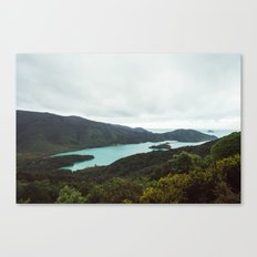 Marlborough Sounds Canvas Print