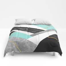 Lines & Layers 1.2 Comforters