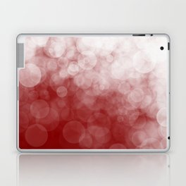 Cranberry Spotted Laptop & iPad Skin