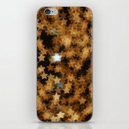 Blurry Stars Pattern! iPhone Skin