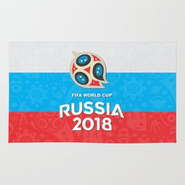 Russia world cup Rug