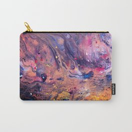 Spatial Symphony Carry-All Pouch