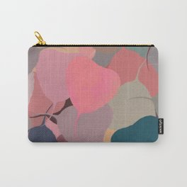 Bodhitree Leave Patten (Autum) Carry-All Pouch