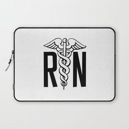 Registered Nurse Laptop Sleeve