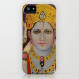 Lord Rama iPhone Case