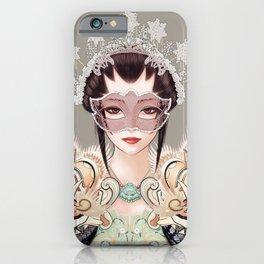 Nyi Roro Kidul iPhone Case