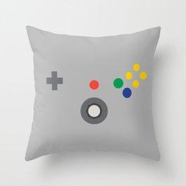 Sweaty Buttons 1996 Throw Pillow