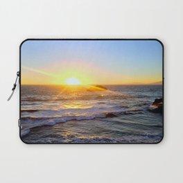 Ocean Beach, CA Laptop Sleeve