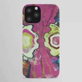 Tunic Magenta iPhone Case