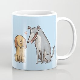 Lady & the Tramp Coffee Mug