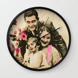 The OG Addams Family Wall Clock