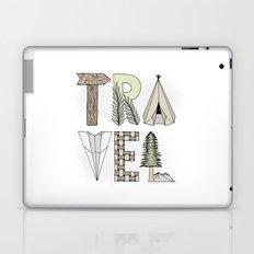 Travel Laptop & iPad Skin