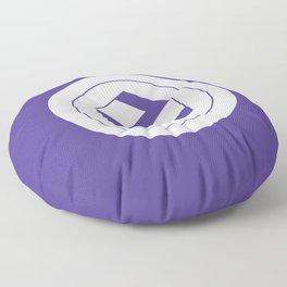 Male Antahkarana - Yang Antahkarana Floor Pillow