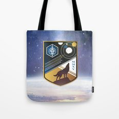 Destiny Wolfpakk Tote Bag