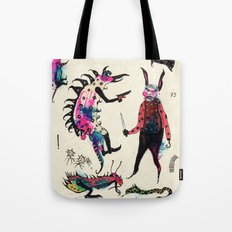 Aquassassins Tote Bag