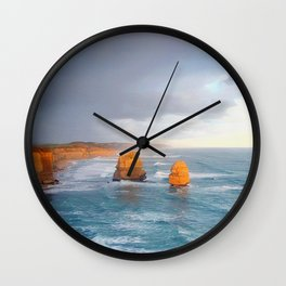 Australia's South Coast Wall Clock