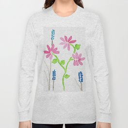 floral sprigs Long Sleeve T-shirt