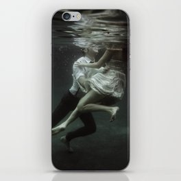 abyss of the disheartened : VII iPhone Skin