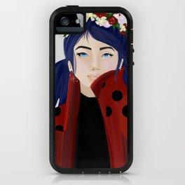 Marinette- Ladybug iPhone Case