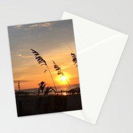 Sunrise over Atlantic Stationery Cards