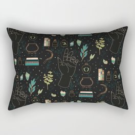 Earth Witch Starter Kit Rectangular Pillow