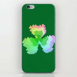 The Clover iPhone Skin