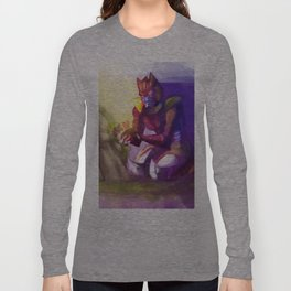 Dinobot and the Flower Long Sleeve T-shirt