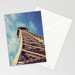 My world: Eiffel - Paris Stationery Cards