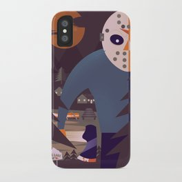 Final Chapter iPhone Case