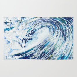 Big Wave Rug