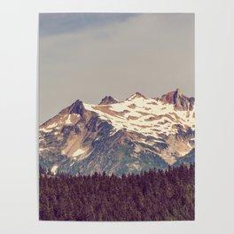Vintage Cascades Poster