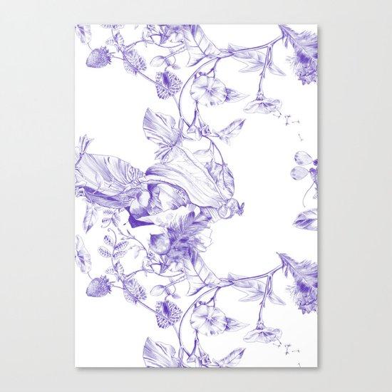Jeweled Botanist Canvas Print