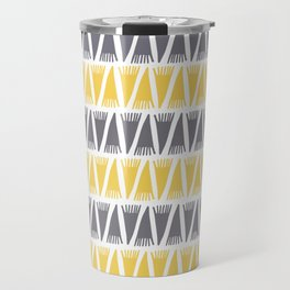 Tee Pee Primrose Yellow Travel Mug