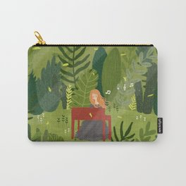 Melody and Forest Carry-All Pouch