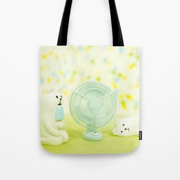 Chilling Too Tote Bag