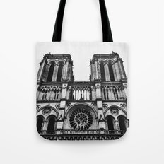 Norte dame Tote Bag